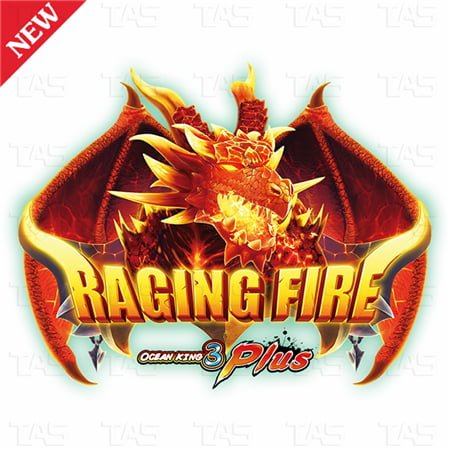 Fishing Arcade Game Ocean King 3 Plus Raging Fire